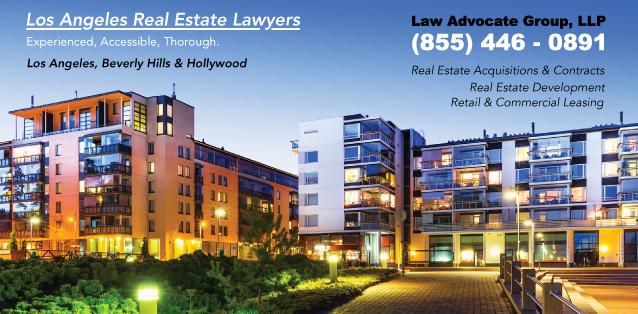 Los Angeles Real Estate Law