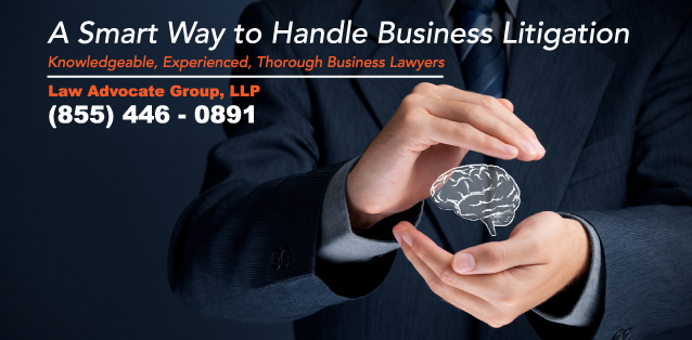 los angeles business litigation lawyer