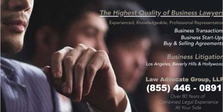 Los Angeles Business Law Firm
