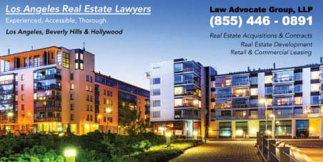 Los Angeles Law Firm - Real Estate Lawyers
